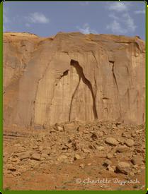 Charlotte Deppisch: Foto Arizona-Tor 2