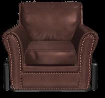 Кресло со встроенным механизмом D-BOX вид1