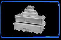 Ermis Edelstahl- und Aluminiumboxen