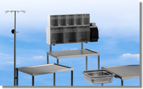 Ermis Accessories for tables & Transport carts