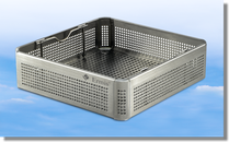 Ermis Stainless  Steel  Perforated  sheet  screen  baskets