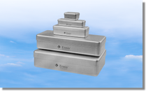 Ermis Stainless Steel & Alu-Boxes