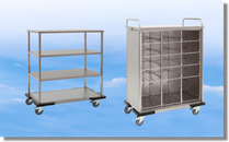 Ermis Transport carts