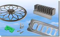 Ermis Components & Small Accessories