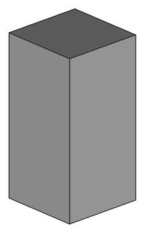 Prisma-Quader