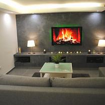 Climatisation - WiFi haut débit - Tv connectée 200 chaînes  - Netflix  - Son Dolby Prologic - Ambiance couleurs LED TV