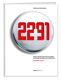 Buch: Marc Hauser ist Co-Autor des Buches Schweiz 2291