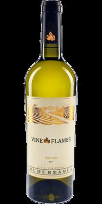 Budureasca The Vine in Flames Pinot Gris (Grauer Burgunder (Grauburgunder))  2016