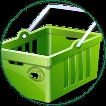 Einfach aufgebauter Online  Shop - Beschreibung der Zahlungsmethoden