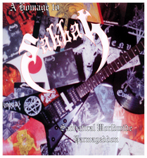 "2001 ""A Homage to SABBAT"" (LP), compiled in Brasil"