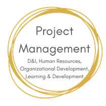 Project Management, Diversity & Inclusion, Human Resources, Organizational Development, Learning and Development, Projektmanagement, Interim Project Manager, Vielfalt & Einbeziehung, Personalwesen, Organisationsentwicklung, Personalentwicklung