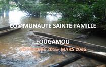 Misión de la comunidad de fougamou