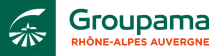 Logo Groupama Auvergne Rhône-Alpes