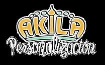 Logo Akila personalizacion Regalos originales Aguilas Murcia