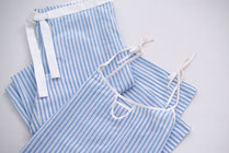 Jennifer Klein Couture Loungewear Lingerie Pyjama Organic Cotton