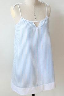 Jennifer Klein Couture Loungewear Lingerie Nightgown Organic Cotton Nachthemden