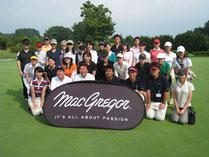 体験ツアーを通じて多くの方にゴルフの楽しさを伝えていきます。