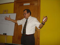 Pastor Oscar Arévalo