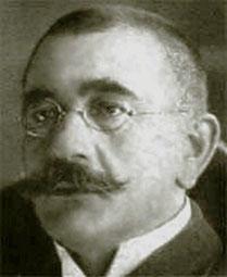 Socialdemokratiets rigsværnsminister Gustav Noske