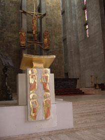 Ambon de l'église Saint Louis de Brest
