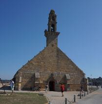 Chapelle Notre-Dame de Rocamadour à Camaret-sur-mer