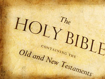 Title page of the Bible