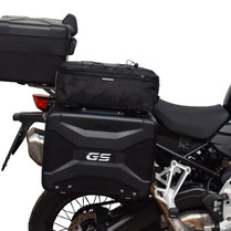 Side pannier | Topcases BMW F700GS