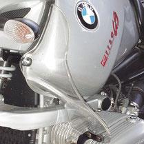 Leg protector BMW R1150GS