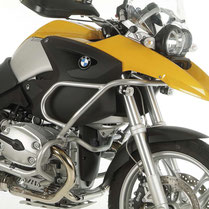 Crash bars & tank guards BMW R1200GS & ADV