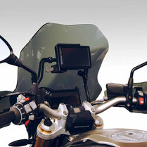 Sat Nav support BMW R1200R LC