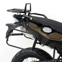 Pannier racks | Topcase rack for BMW  F700GS