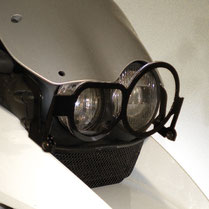Headlight protectors BMW R1150GS