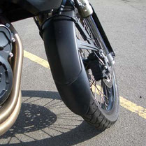 Mudguard extension for BMW  F800GS