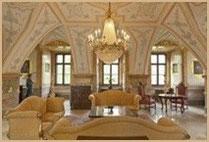 Renaissanceschloss nahe Wien