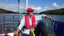 Charteryacht Kroatien mit Skipperin Nadine
