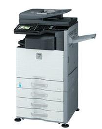 SHARP デジタルカラー複合機 MX-2514FN
