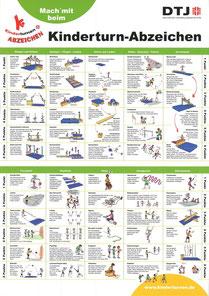 Musterübungskarte vom DTB