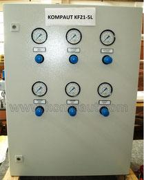 Kompaut, distributore Airtac componenti per automazione pneumatica, realizza quadri di comando e controllo per automazione industriale