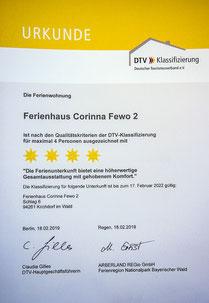Bayerisches Umweltsiegel Gold