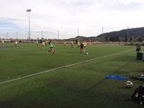 女子サッカー留学 アメリカ 海外セレクション カリフォルニア州