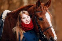 Конные прогулки, уроки верховой езды