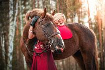 Конные прогулки, уроки верховой езды, фотосъемка с лошадьми, подарок на восьмое марта