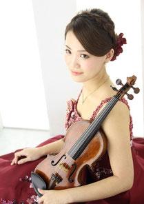 波馬朝加(ヴァイオリン)