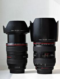 Canpn EF 24-105/4 и EF 24-70/2.8