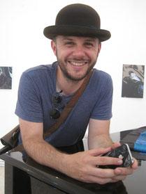 Künstlerischer Leiter und geistiger Vater des Interkeltischen Folkfestivals: Thomas Zöller
