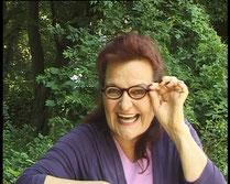 Maria Pollok, Hamburger Schauspielerin und Autorin, zu Gast in der Mathilde