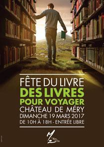 Histoire de lire, fête du livre de Méry-sur-Oise
