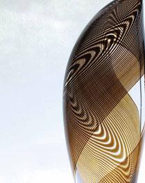 八木文子「ウリ坊・1」                 エッチング、アクアチント 130×130mm
