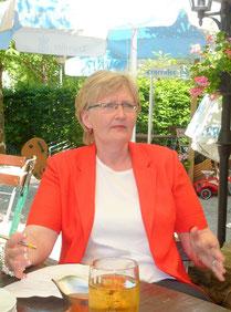 Rosi Weber (Bürgermeisterkandidatin)
