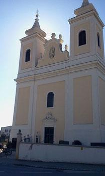Katholische Pfarrkirche Hl. Florian in Winden am See